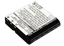 UK Battery for Rollei Movieline SD50 3.7V RoHS