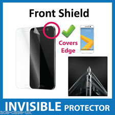 HTC 10 / HTC M10 INVISIBLE FRONT Screen Protector Shield Military Grade Quality