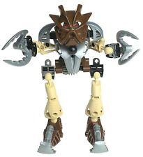Lego 8568 Bionicle Mata Nui Toa Nuva Pohatu Nuva complet de 2002