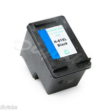 Black Remanufactured Ink Cartridge for HP 61XL Officejet 2620 4630 4632 463