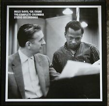 Mosaic 164 Miles Davis/Gil Evans: Complete Columbia Studio Recordings Book Only