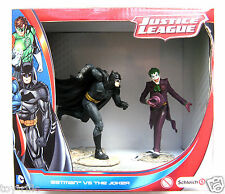 SCHLEICH JUSTICE LEAGUE 2 FIGURE PACK 22510 - BATMAN AND THE JOKER - BRAND NEW!