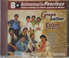 Grupo Latino CD NEW Exitos Para Bailar 80 Aniversario PEERLESS Brand New SEALED