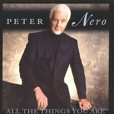 All the Things You Are by Peter Nero (CD, Jan-1998, 2 Discs, Compendia Music...