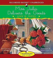 Miss Julia Delivers the Goods 2009 by Ross, Ann 1440711615 . EXLIBRARY