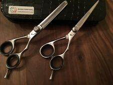 "Professional Barber Hairdressing Scissor Thinning Hair Cutting 6"" SET NEWDESIGN"