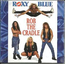 ROXY BLUE Rob the Cradle RARE EDIT &GUITAR INTRO PROMO DJ CD Single Guns N Roses