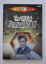 Doctor Who - The Official Annual 2007