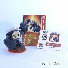 Skylanders Trap Team FIST BUMP + CARD + STICKER SERIES 1 Comp with Superchargers