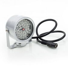 48 LED Illuminator IR Infrared Night Vision Light Lamp For CCTV Camera UR - UK