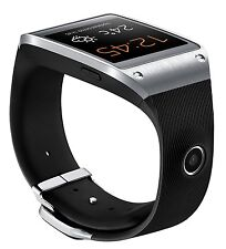 "Nuevo Samsung Galaxy Gear SM-V700 Reloj Inteligente Bluetooth Pantalla 1.63"" Impecable"