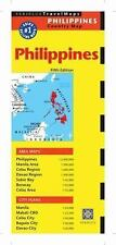 Philippines Travel Map Fifth Edition by Periplus Editors (2014, Map, Other,...