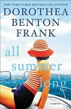All Summer Long: A Novel-ExLibrary