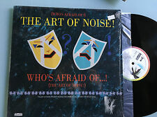 LP NM    The Art Of Noise – (Who's Afraid Of?) The Art Of Noise