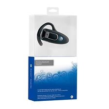 Authentic Black Motorola H500 Bluetooth Wireless Headset Handsfree for iphone