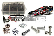 RC Screwz TRA048 Traxxas NHRA Funny Car Series Stainless Steel Screw Kit NEW