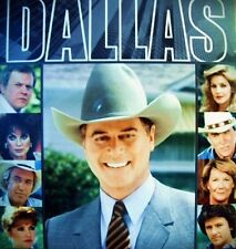 DALLAS komplette TV-Serie STAFFEL 1- 14 Edition 78-91 LARRY HAGMAN 73 DVD / Box