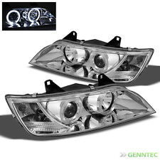 For 1996-2002 BMW Z3 Angle Eyes Twin Halo Pro Headlights Head Lights Lamp Pair