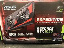 ASUS GeForce GTX 1050 Expedition 2GB GDDR5 Graphics Card
