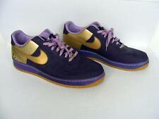Nike Wilkes Shoes 18 AF-1 Supreme Air Jordan Lakers Purple Gold Original Six '07