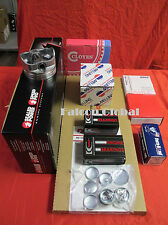 Chevy 350 5.7L MASTER Engine Kit Hyper Pistons Gaskets Bearings TPI 1987-89