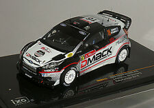 iXO 1/43 RAM515 Ford Fiesta RS WRC #16 Rally Portugal 2012