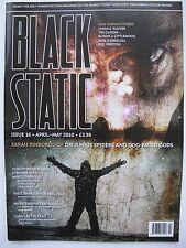 UK Horror Magazine - BLACK STATIC #16, April/May 2010 - Lynda E. Rucker