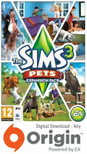THE Sims 3 Pets EXPANSION PACK PC e MAC chiave di origine