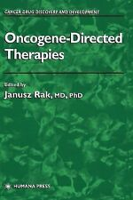 Oncogene-Directed Therapies (Cancer Drug Discovery and Development)-ExLibrary