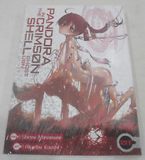 Pandora in the Crimson Shell Ghost Urn V 1 Anime New Graphic Novel Comic Book