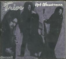 ROB WASSERMAN - Trios - CD 1994 GRP 14 TRACKS SEALED