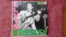 Elvis Presley original debut lp RARE CANADA PRESS blue label P.D. credit LPM1254