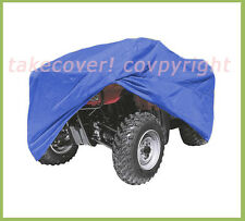 ATV Cover Yamaha Grizzly Raptor 600 660 BLUE Sgr-6 XR7