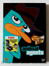 Phineas and Ferb Cartoons The Perry Files Animal Agents English French & Spanish