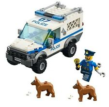 LEGO® City Police Off-Road Vehicle, Policeman & Dogs - Sealed