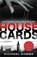 House of Cards by Michael Dobbs (2014, Paperback)