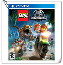 PSV SONY PLAYSTATION VITA LEGO Jurassic World Action Warner Home Video Games