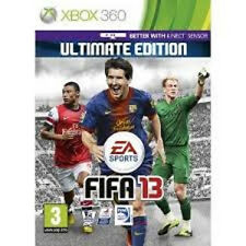 XBOX - FIFA 13 (ULTIMATE EDITION DLC Codes) NEW SEALED PAL