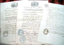 1858 LOTTO DOCUMENTI BOLOGNESI DELLA CHIESA METROPOLITANA DI SAN PIETRO