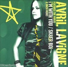 Avril Lavigne (DVD Single) Features The Videos I'm With You / Sk8er Boi & More!