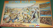 RARE ESCI Khyber Pass  MINT Battleset 1/72