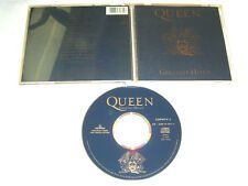 CD - Queen Greatest Hits II - UK Booklet CDP Long Play CD # geprüft