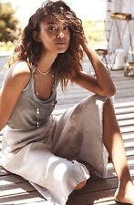 NEW $309 Anthropologie Dip Dye Culottes Cropped Pants Size 2 by Illia