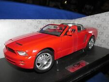 BEANSTALK GROUP FORD MUSTANG GT CONCEPT RED RAGTOP rough box car is great