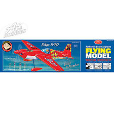 "Guillows Edge 540 703LC Balsa Aircraft 20"" Scale Flying Model Kit"