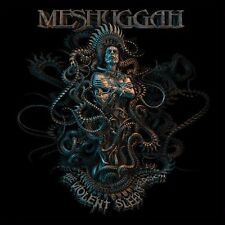 MESHUGGAH - The Violent Sleep Of Reason 1 CD