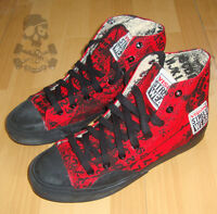 VISION STREET WEAR Skateboard Shoes Alphabarb 6 UK / 7 USA Old School Classic