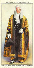 coronation series .ceremonial dress : speaker of the house of commons