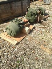 5 Ton Military Rockwell Front Axle with Air Brakes 6X6 FM1240RSAX14 Govt Rebuilt