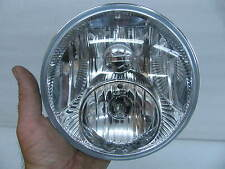 "New Take-off Harley Davidson 7"" Dual Halogen Headlight Touring Street Glide"